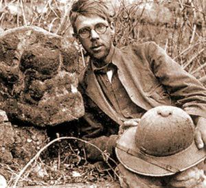 sylvanus g. morley at copan, honduras, 1912