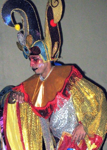carnival costume, merida, yucatan