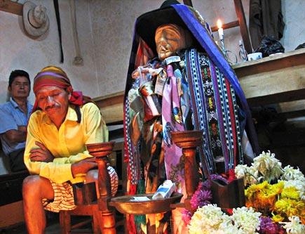 Maximon: A Maya Folk Deity