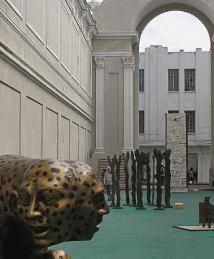 macay museum, merida, yucatan, mexico