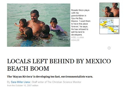 yucatan development article