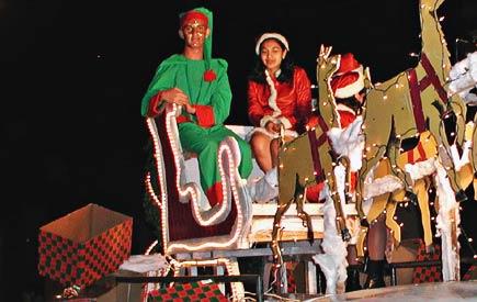 christmas wishes from antigua, guatemala