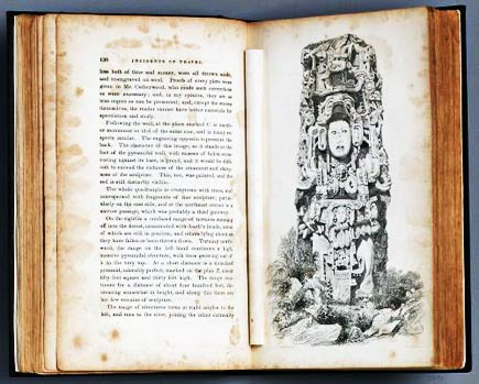 incidents of travel in central america, chiapas, and yucatan by stephens and catherwood