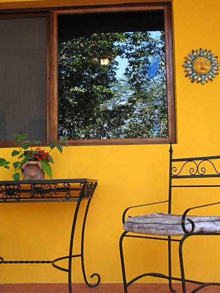 flycatcher inn, santa elena, yucatan