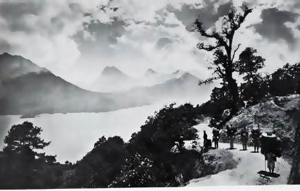 lago atitlan by mystery photographer