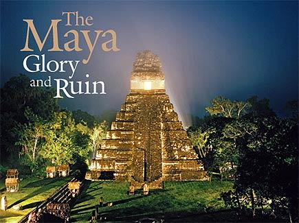 national geographic maya