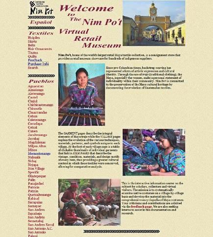 nim pot, guatemalan textile, crafts, antigua