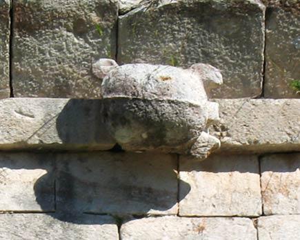 house of turtles, uxmal